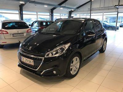 brugt Peugeot 208 1,5 BlueHDi Signature+ 100HK 5d