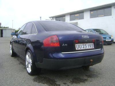 brugt Audi A6 2,4 Ambiente
