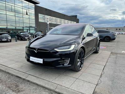 brugt Tesla Model X 100D EL AWD 525HK 5d Aut.