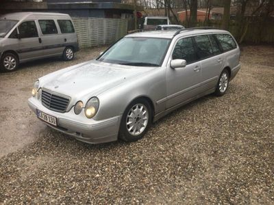 brugt Mercedes E220 2 CDi Elegance stc. aut.