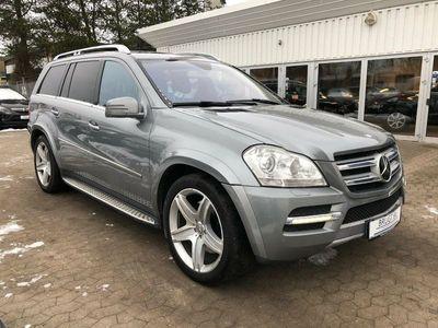 brugt Mercedes GL500 5,5 aut. 4-M