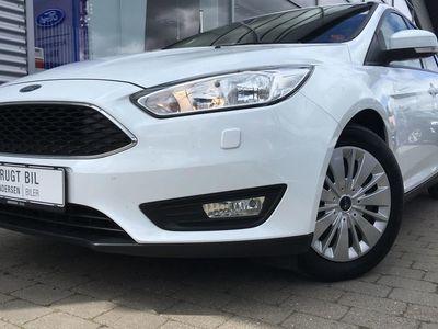 brugt Ford Focus 1,0 EcoBoost Business 125HK Stc 6g