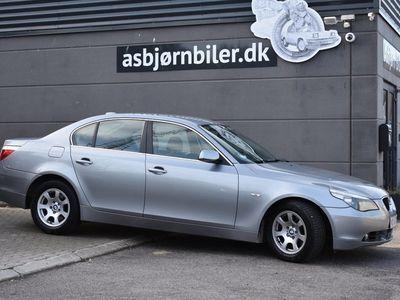 käytetty BMW 520 d