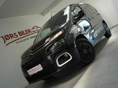 brugt Citroën Berlingo 1,5 BlueHDi 75 Street