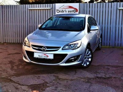 brugt Opel Astra 4 T 140 Cosmo