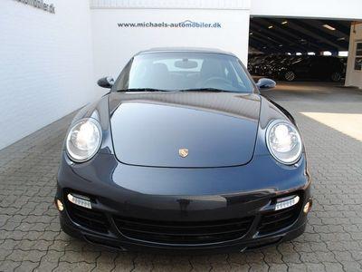 brugt Porsche 911 Turbo Coupé Tiptr.