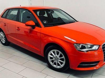 brugt Audi A3 Sportback 1,4 TFSi 125 Attraction