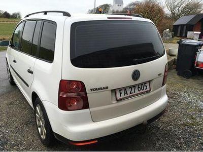 brugt VW Touran 1,9