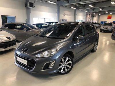 brugt Peugeot 308 SW 1,6 HDI Premium 112HK Stc 6g