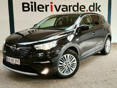 brugt Opel Grandland X 1,2 T 130 Innovation aut.