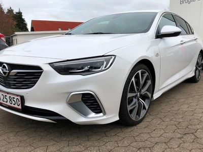 brugt Opel Insignia Country Tourer Grand Sport 2,0 Dire Injection Turbo GSi 4x4 Start/Stop 260HK 5d 8g Aut.