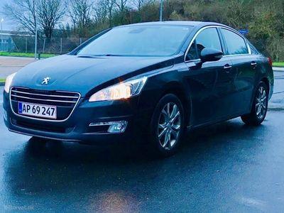 brugt Peugeot 508 2,0 HDI Allure
