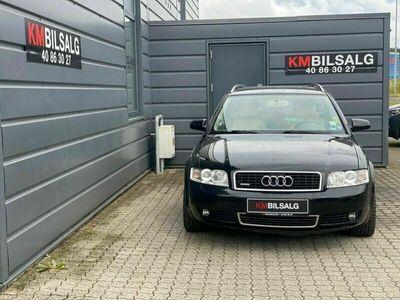 brugt Audi A4 3,0 V6 Avant quattro