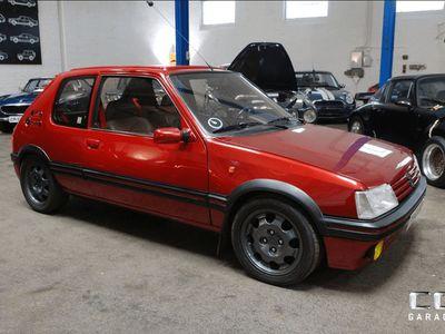 brugt Peugeot 205 1.9 GTi