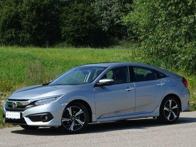brugt Honda Civic 1,5 VTEC Turbo Executive CVT