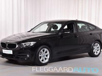brugt BMW 320 Gran Turismo d 2,0 D Aut. 190HK 5d