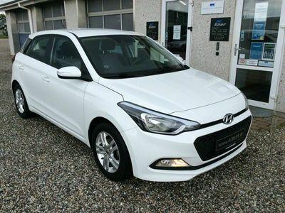 brugt Hyundai i20 1,25 Trend