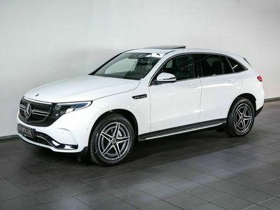 brugt Mercedes EQC400 AMG Line aut. 4Matic