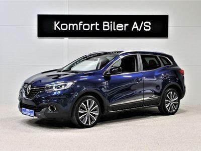 brugt Renault Kadjar dCi 130 Bose Edition 4x4 1,6