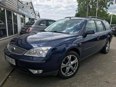 gebraucht Ford Mondeo 2,0 TDCi 130 Trend stc.