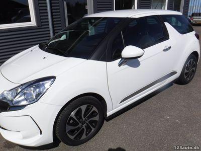 brugt Citroën DS3