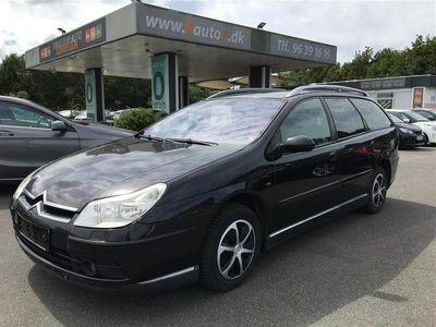 brugt Citroën C5 Weekend 2,0 HDI Elegance 138HK Stc 6g