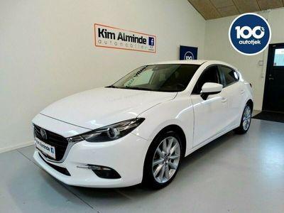 brugt Mazda 3 2,2 Sky-D 150 Optimum aut.