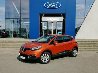 gebraucht Renault Captur 1,5 dCi 90 Expression
