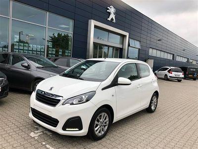 used Peugeot 108 1,0 e-Vti Active 69HK 5d