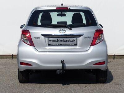 brugt Toyota Yaris 1,3 VVT-i T2