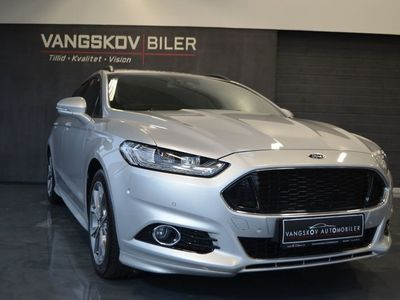 brugt Ford Mondeo 2,0 TDCi 180 ST-Line stc. aut.