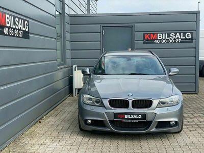 brugt BMW 320 d 2,0 Touring M-Sport