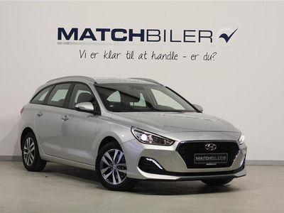 brugt Hyundai i30 Cw 1,0 T-GDI Nordic Edition + 120HK Stc 6g