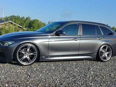 brugt BMW 320 2,0 Efficient Dynamics