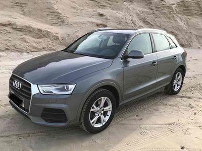 brugt Audi Q3 2,0 2.0 TDI SPORT 150 HK 5-dørs