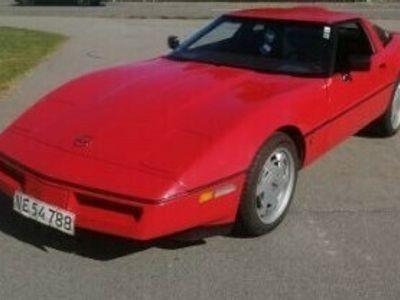 brugt Chevrolet Corvette C4 Targa