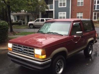 gebraucht Ford Bronco 2,9 Aut 4X4