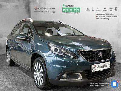 brugt Peugeot 2008 1,6 BlueHDi Active ETG6 100HK 6g Aut.