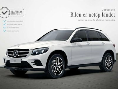 used Mercedes GLC300 2,0 Night Edition aut. 4-M
