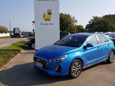brugt Hyundai i30 1,6 CRDi Premium 110HK 5d 6g