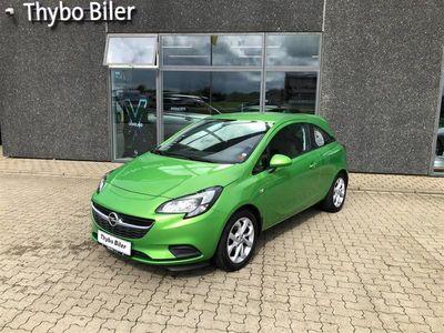brugt Opel Corsa 1,0 Turbo ECOTEC Sport Start/Stop 90HK 3d 6g