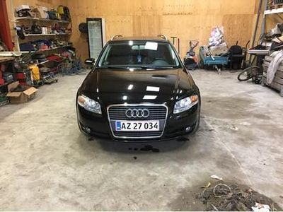 brugt Audi A4 1,8 B7 1,8T