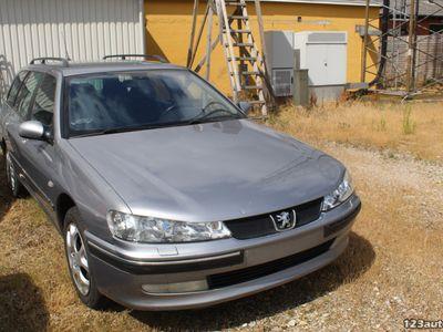 brugt Peugeot 406 1,8i XS st. car