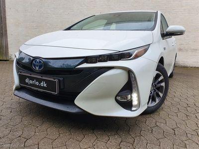 usata Toyota Prius Plug-in 1,8 B/EL H3 122HK 5d Aut.