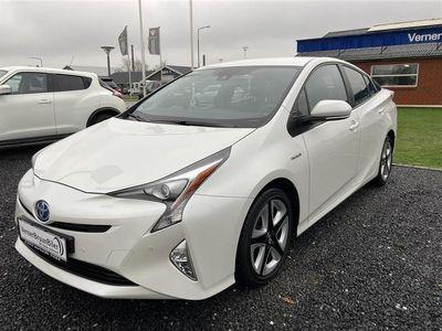 brugt Toyota Prius 1,8 B/EL H3 Premium 122HK 5d Aut.