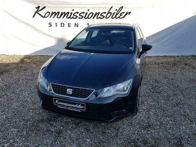 brugt Seat Leon 1,2 TSI Style Barcelona Edition Start/Stop 110HK Stc 6g