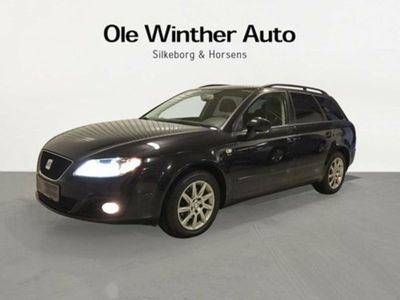 brugt Seat Exeo 2,0 TDi 143 Style ST