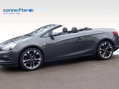 gebraucht Opel Cascada 1,6 170HK Cabriolet Aut.