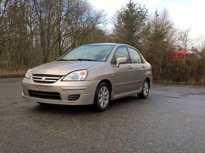 brugt Suzuki Liana 1,6 106HK Sedan