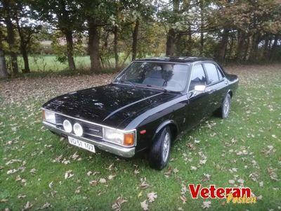 brugt Ford Granada 2,3 sedan